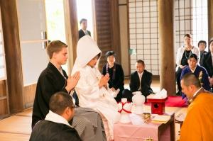 外国人にも大人気!【和の結婚式】
