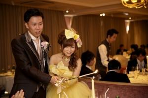 意外と知らない結婚式でキャンドルを使う理由
