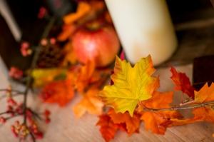 季節を纏った【秋の結婚式】